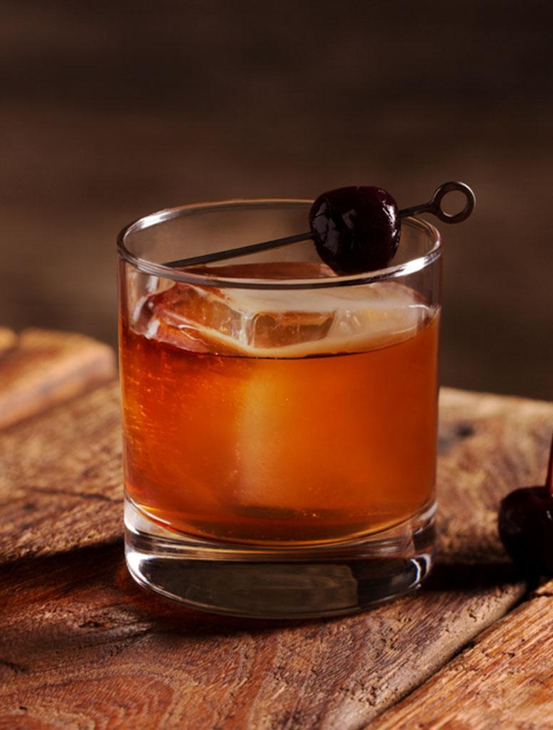 Perfect Manhattan Cocktail Recipe Knob Creek