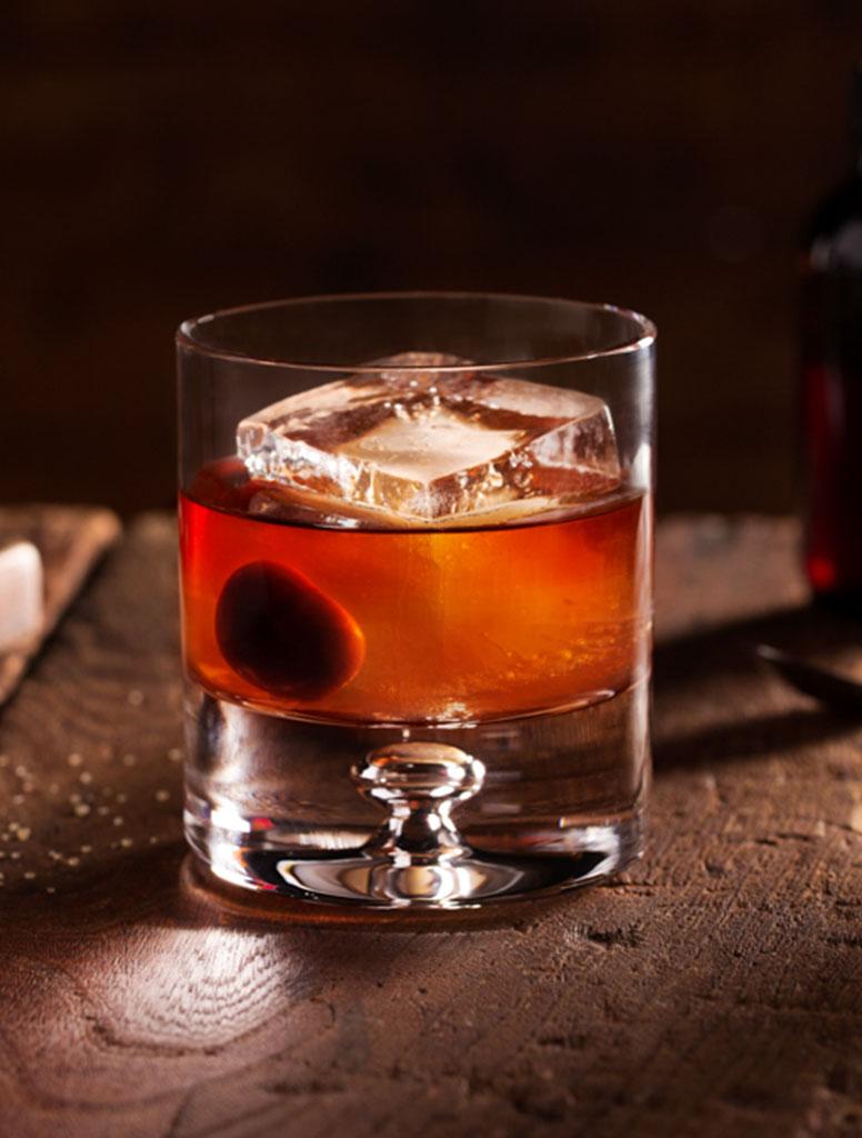 Clic Old Fashioned Bourbon Creek Whiskey